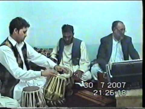 Ustad Abdul Qaume Nasee in Kandahar and named as Rahim Baksh Sani.
