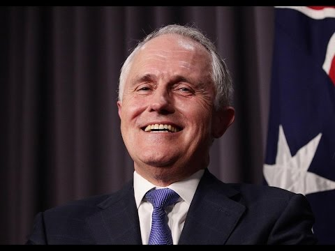 Australia Changes Prime Ministers Out of the Blue. Again.