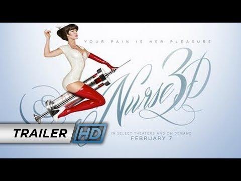 Nurse 3d (2013) - Official Trailer video