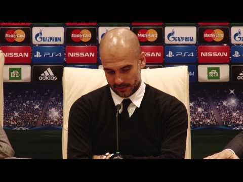 Pep Guardiola appelliert: