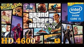 Grand Theft Auto V - i5 4590 - 8GB RAM - HD 4600  1080p