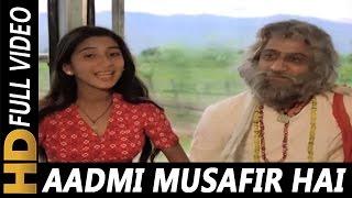 Aadmi Musafir Hai Aata Hai Jata Hai | Lata Mangeshkar, Mohammed Rafi | Apnapan 1977 Songs