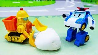 Робокар Поли - Детские мультики про машинки робокар 2020