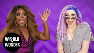 FASHION PHOTO RUVIEW: Season 10 Queens with Detox and Mayhem Miller