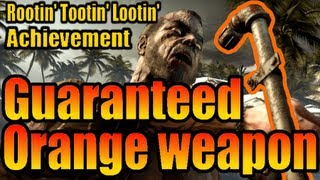 Dead Island Rootin' Tootin' Lootin' Guaranteed Orange weapon Achievment Guide