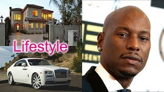 Tyrese Gibson's lifestyle, net worth, cars, house, and biography.