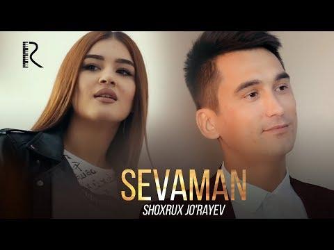 Shoxrux Jo'rayev - Sevaman | Шохрух Мирзо - Севаман