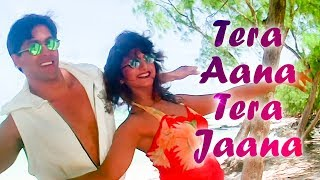 Tera Aana Tera Jaana Video Songs from Judwaa