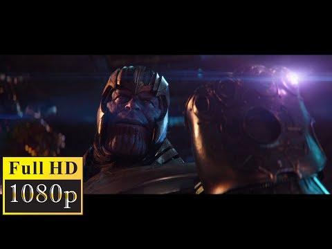 У нас есть Халк. Мстители: Война бесконечности! Танос забирает тессеракт.