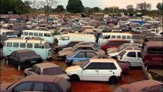 Momento Ambiental - Reciclagem de carros