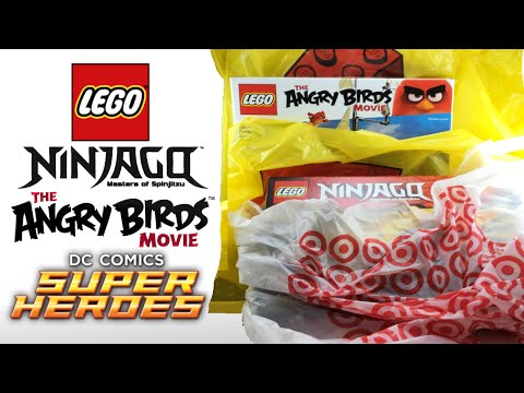 GIANT LEGO Mystery Haul! April 2016!