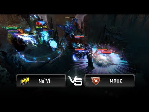 Na`Vi vs Mouz @ RaidCall Dota 2 League #3