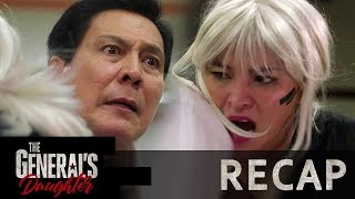 The life and death fight between Rhian and Tiago | The General's Daughter Recap
