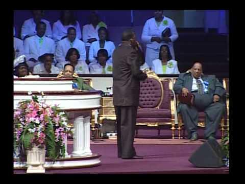 Bishop Herman Murray ~ Mean & Nasty?!?!!!