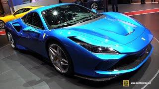 2020 Ferrari F8 Tributo - Exterior and Interior Walkaround - 2019 Geneva Motor Show