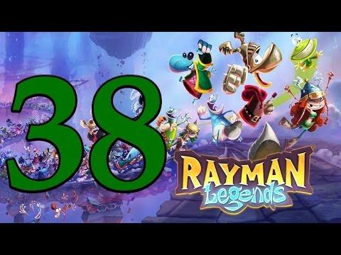 Rayman Legends FINAL - Dioses del Oh! Limpio [Nivel: 8] Guia Completa Español