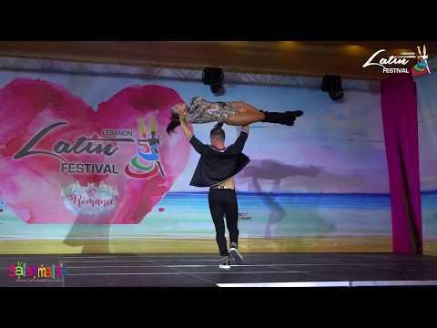 FABIAN & ESTEFANIA SHOW  - LEBANON LATIN FESTIVAL 2018