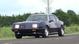 1989 Studebaker Avanti test drive