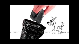 Doggyssnapper - just awesome! The reusable dog feces gripper - see how easy it is!