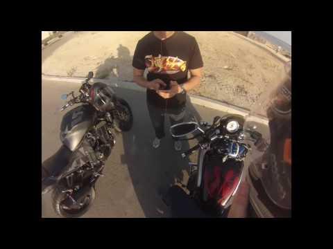 Серега и его Kawasaki z750