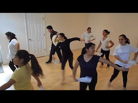 NY LOVE MARINERA - Choreograph - Fuga y Zapateo