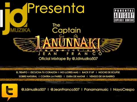Jean Franco Mixtape Panama Music