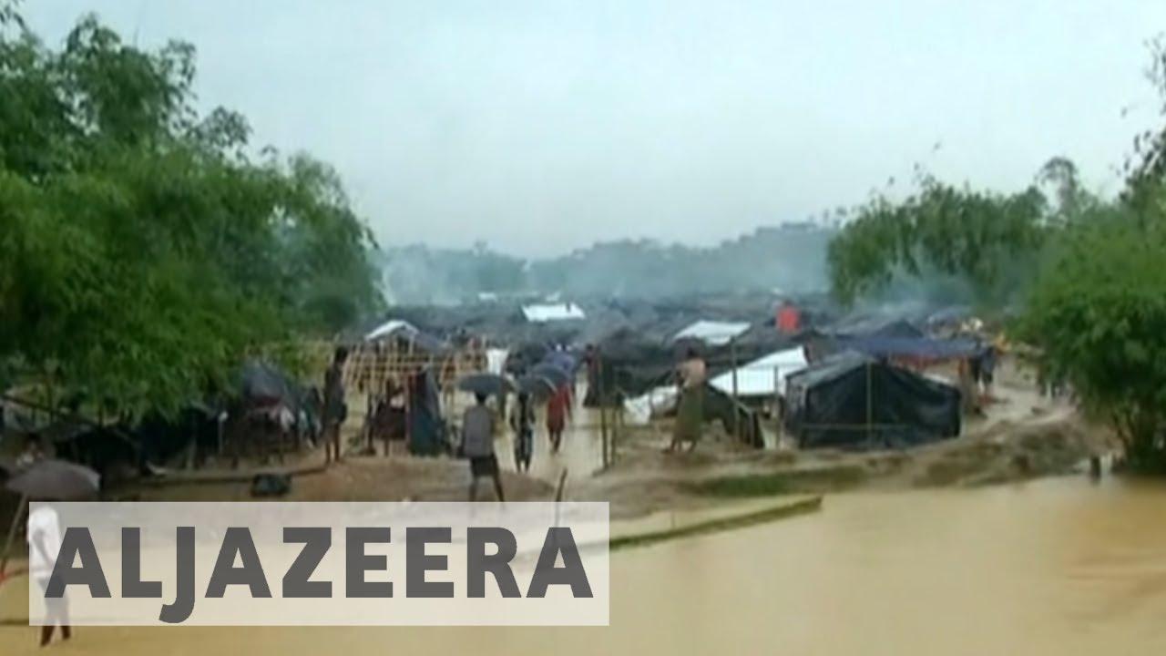 Muslim Aid head talks about dire situation in Myanmar's Rakhine