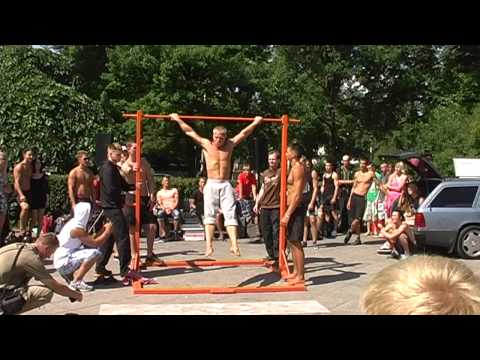 Estonia Street Workout Championship 2013 part2