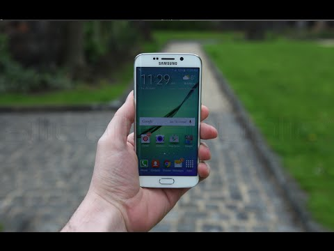 SR Reviews   Samsung Galaxy S6 Edge