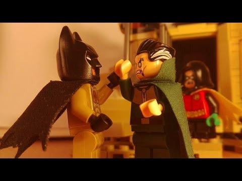 LEGO Batman - Rescue from Ra's al Ghul