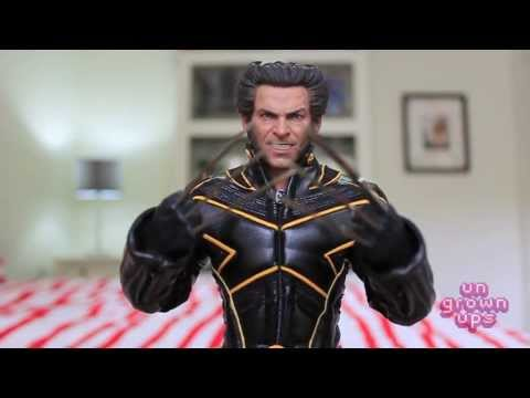 Ungrownups Video Transmission: Hot Toys MMS 187 X-Men The Last Stand Wolverine