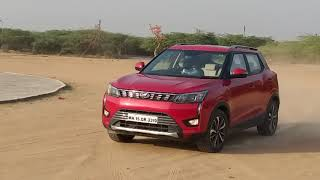 Mahindra XUV300 petrol review, mileage in english/ hindi