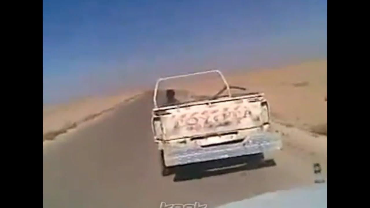 سياره مضحكه لاتفوتكم خخخخخخخ