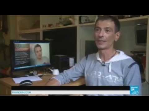 Papa e vittime. Intervista a France 24