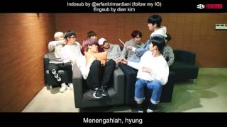(INDO SUB) SF9 Fanboy Over themselves