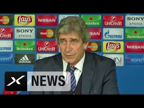 Manuel Pellegrini: Bestes Team der Welt? Mir egal! | Real Madrid - Manchester City