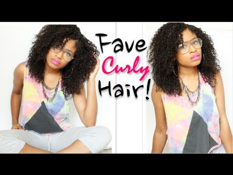 Natural Looking Sew In For Curly Girls Youtube
