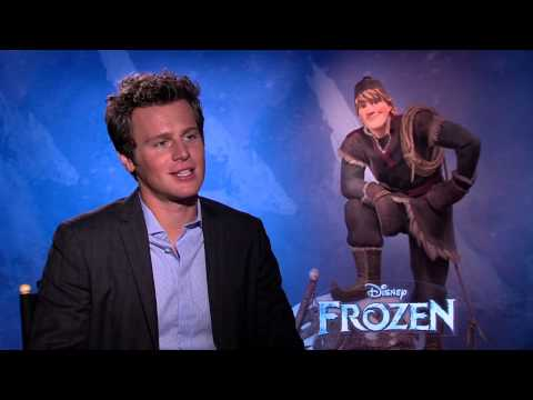 Frozen: Jonathan Groff, voice of