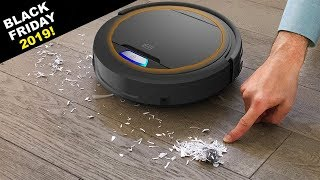BEST EARLY ROBOT VACUUM DEAL OF BLACK FRIDAY 2019!