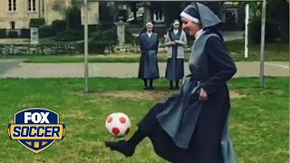 These sisters have serious skills - Super Nonnes FC | FOX SOCCER