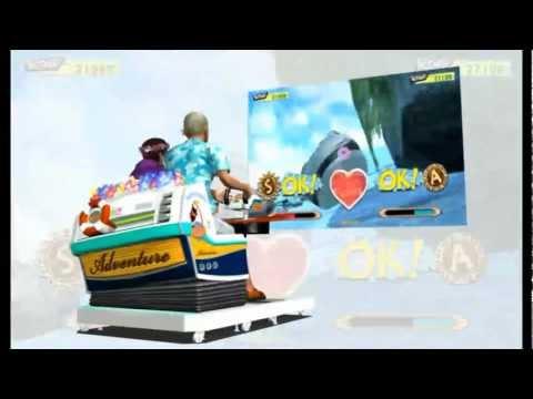 Let's Go Island | Sega Amusements