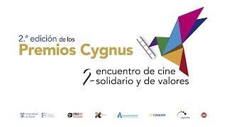 Ceremonia de entrega de los II Premios CYGNUS · 17/01/2020