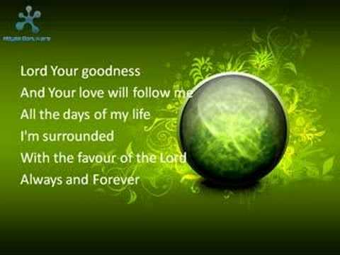 Hillsongs - Lord Your Goodness
