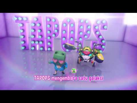 Boboiboy Galaxy TAPOPS (theme song) HD