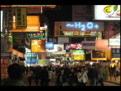 Hong Kong Travel Backpacking China Tourism