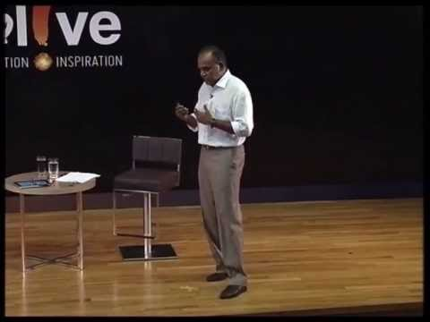2013 July U@live featuring Minister K Shanmugam