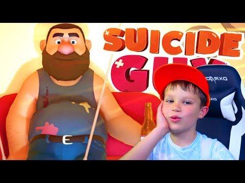 Suicide Guy - letsplay from Mister Max