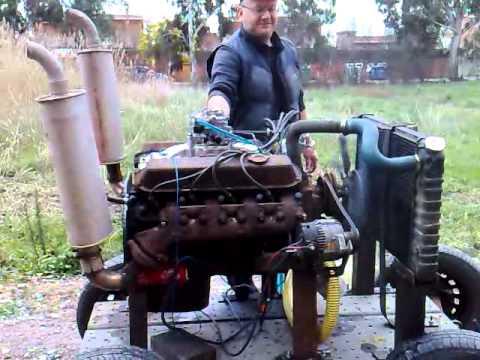 massimobaffo motore cadillac 500 cid.mp4 thumbnail