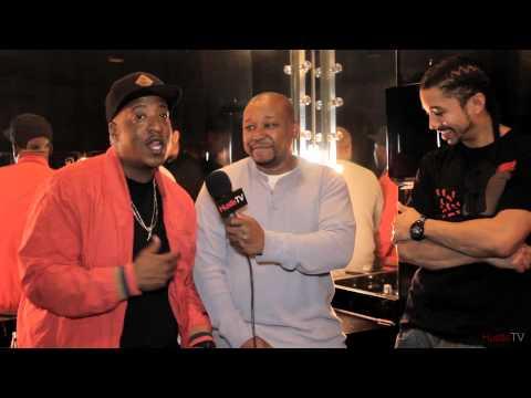 E.D.I. Mean & DJ Don Juan Exclusive HustleTV Interview