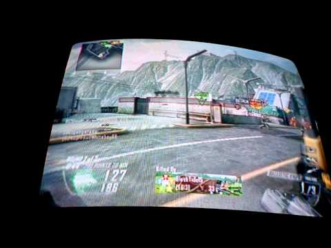 bo2 only use me blade gameplay